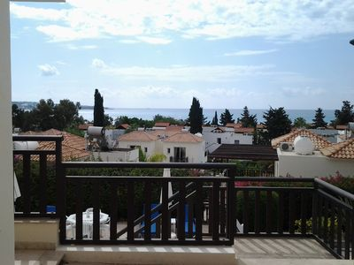 Photo for BEAUTIFUL  2 BED. SPACIOUS VILLA, WIFI,  POOL,  PATIO,  B.B.Q,  AIR CONDITIONERS