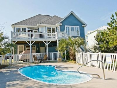 Photo for Awesome Oceanside Home with Private Pool, Putting Green, Golf Cart & Sleeps 14+