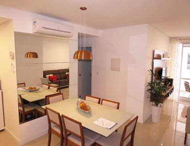 Photo for Beautiful apartment that sleeps 5 people, pool and barbecue