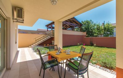 Photo for Garden apartment with terrace and grill