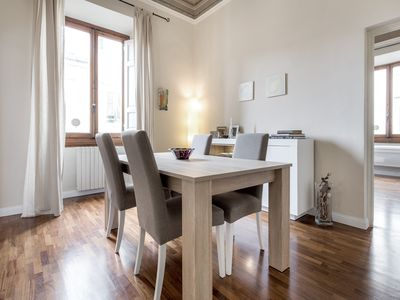 Photo for Elegant And Bright Apartment In Center Of Florence