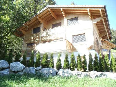 Photo for Beautiful Chalet In Heart Of Swiss Alps