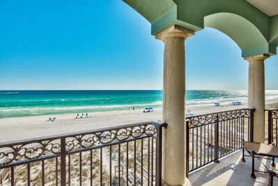 Pleasing Gulf Front 5 Bedroom Home Sleeps 12 Private Beach And Elevator Destin Home Remodeling Inspirations Basidirectenergyitoicom