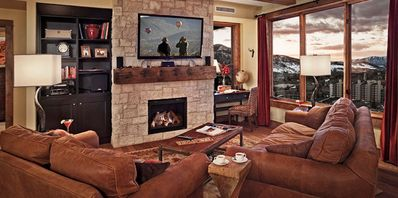 Photo for Edgemont 2601: 3 BR / 3 BA condo in Steamboat Springs, Sleeps 7