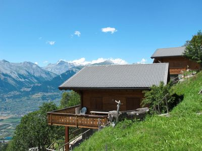 Photo for Vacation home Chalet Aeolus (VEZ176) in Veysonnaz - 12 persons, 5 bedrooms