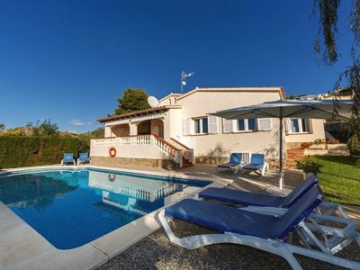 Photo for *** Son Bou Villa *** 3 Bedroom Villa, Private Pool, Air Con, WiFi, BBQ