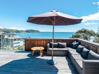 Photo for 2BR House Vacation Rental in Onetangi, Auckland