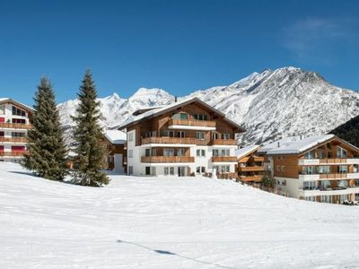 Photo for Apartment Azurit in Saas-Fee - 6 persons, 3 bedrooms