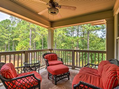 Photo for Upscale Greensboro Resort Condo w/Dock Access!