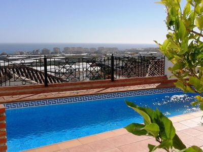 Photo for Villa located near the sea and mountains with incredible views