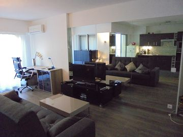 BEAUTIFUL APARTMENT 55 M2 GARDEN FURNISHED WITH QUICK ACCESS BEACH / OLD NICE