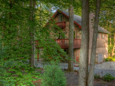 Photo for Pocono Cozy Home in Pocono Pines/ Lake Naomi