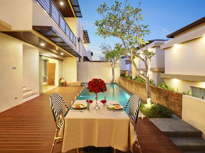 Photo for 2+3 BR Modern Balinese Villa in Nusa Dua