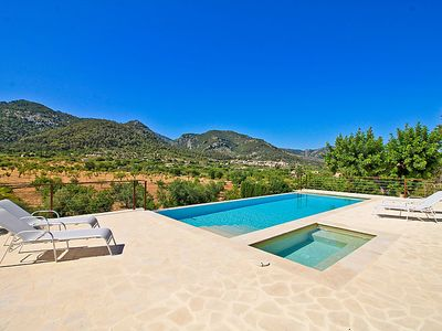 Photo for Vacation home Can Garcia in Mallorca/Selva - 4 persons, 2 bedrooms