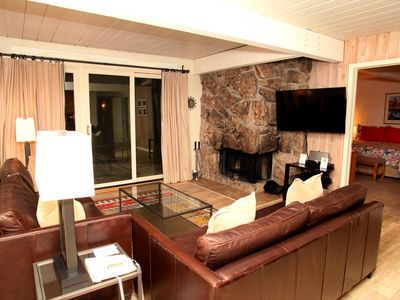 Photo for Lift One - Comfortable ground floor two-bedroom with patio