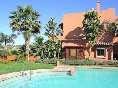 Photo for holiday home Bahia de las Rocas, Manilva - Estepona  in Um Málaga - 5 persons, 3 bedrooms