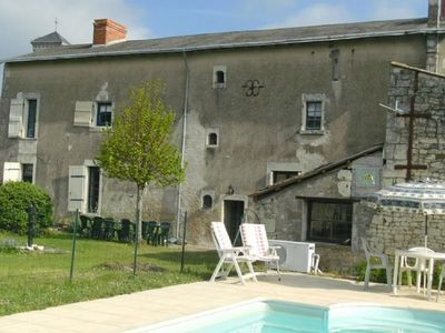 Photo for 5 Bedroom House with Heated Pool, Vendee