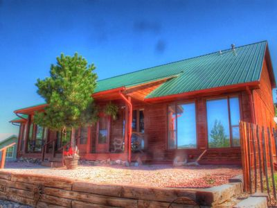 Photo for Beautiful Cabin style home in the heart of La Veta