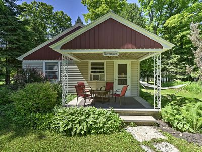 Photo for NEW! 'Butternut Cottage' in Central Door County!