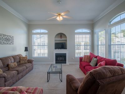 Relaxing Home near Beach w/ WiFi, Hot Tub, Fitness Center & Resort Pool Access