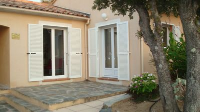 Photo for Detached villa - Seaside - Stunning sea view