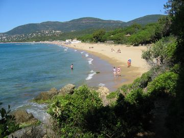 Cavalaire Landing Beaches, France