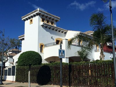 Photo for Fabulous Villa near to hotel. All mod cons with Private Pool.