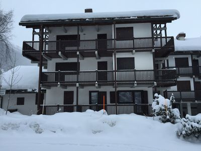Photo for La Thuile: a nice apartment in a very good ski resort