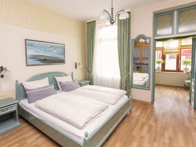 Photo for Beautiful one-room apartment near the beach in Warnemünde