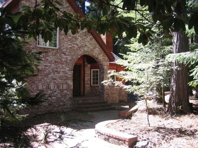 Photo for Beautiful Mountain Home Surrounded by Evergreen Trees on 5 Acres of Land.