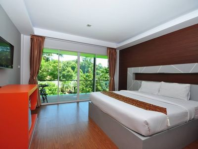 Photo for Modern Room Double bed on Phi Phi