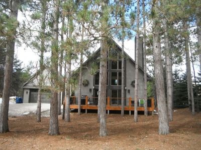 Photo for Beautiful! Newly Renovated 5 Bedroom Crystal Mountain Resort Property.