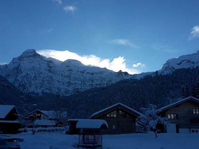 Photo for Apartment Kronegg # 2 in Lenk - 5 persons, 1 bedrooms