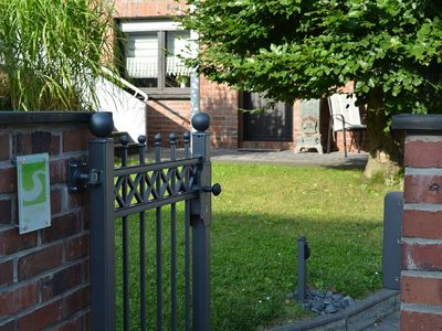 Photo for Apartment in Siegburg, ground floor, separate entrance, quiet, central, for 1-3 persons