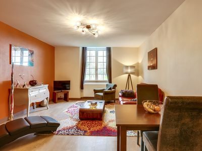 Photo for 2BR Apartment Vacation Rental in Bons-Tassily, Calvados
