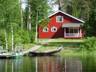 Photo for Vacation home Vaahtera in Kaavi - 6 persons, 3 bedrooms
