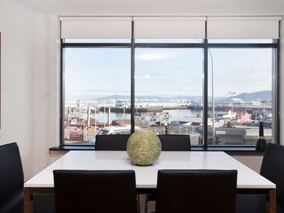 Photo for Harbor view Central Apartment with private parking