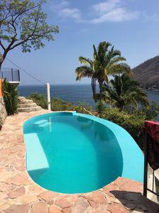 Photo for 3BR House Vacation Rental in Yelapa, JAL