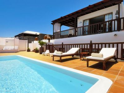 Photo for Holiday home, Playa Blanca  in Süd - 2 persons, 4 bedrooms