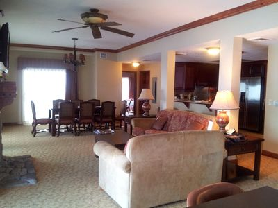 Photo for 2 Bedroom Pres. Suite Sundance 1,200 sq feet  Ski in Ski out - 3/4th bedroom opt