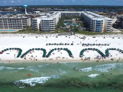 Photo For Waterscape 404c Gulf Front Okaloosa Island Lazy River Free Beach