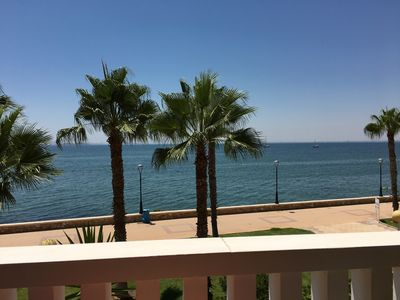 Photo for GREAT APARTMENT WITH FANTASTIC VIEW TO MAR MENOR
