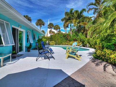 Photo for 8201 Gulf Drive - Private home 3 Bedroom/ 3 Bath with private pool, maximum occupancy of 6 people.