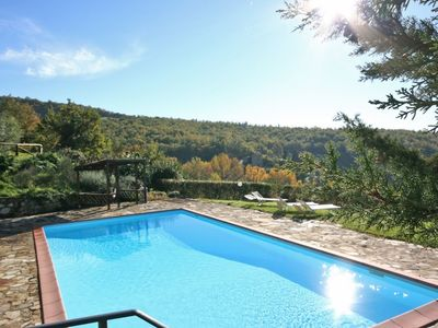 Photo for 2BR House Vacation Rental in San Casciano in Val di pesa, Toscana