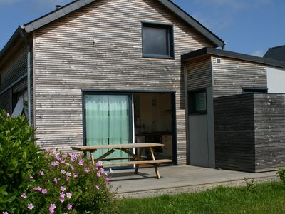 Photo for Comfortable house recent between two beaches at Port Mer, Cancale