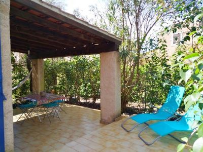 Photo for Mini villa in residence 5 minutes walk from the beach of Agosta