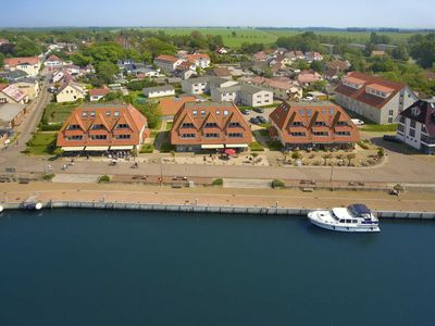 Photo for HHW17 - apartment directly at the marina, balcony and sea view - harbor houses Wiek