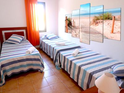 Photo for Hostal Volcanic Beach - Room Malpey A
