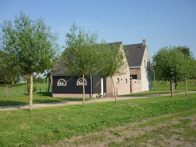 Photo for Holidaycottage on farm Westdorpe Zeeland close to Ghent Bruges Antwerp