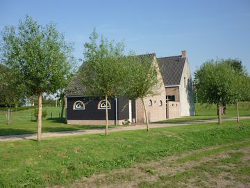 Holidaycottage on farm Westdorpe Zeeland close to Ghent Bruges Antwerp